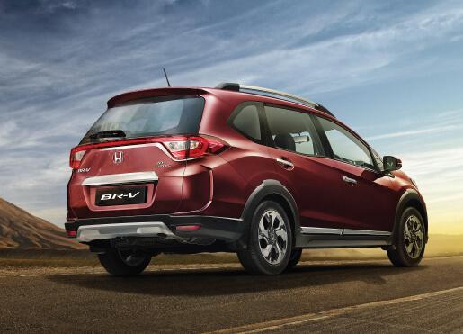 2019 Honda BR V exterior 2019 Honda BR V Release Date