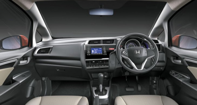 2019 Honda BR V interior 3 630x337 2019 Honda BR V Release Date