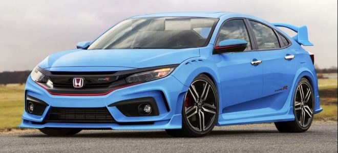 2019 Honda Civic Type R Release Date