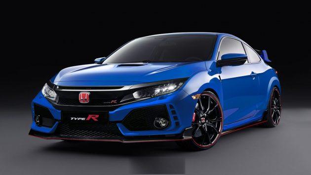 2019 Honda Civic Type R 630x354 Release Date