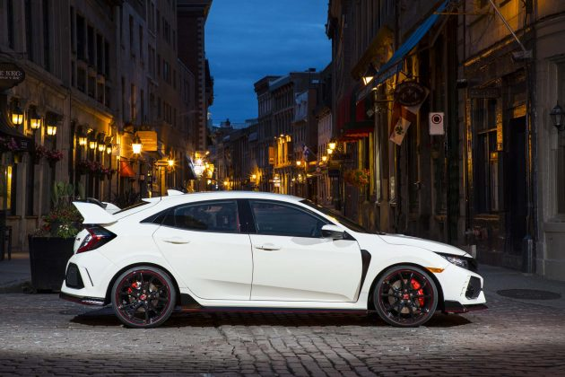 2019 Honda Civic Type R Ext 3 630x420 Release Date