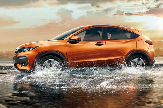 2019 Honda HR-V Redesign Changes Interior Price Release Date