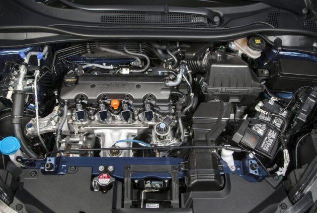 2019 Honda HR V ENGINE 630x425 2019 Honda HR V Changes