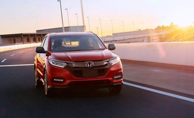 2019 Honda HR V EXT3 630x385 2019 Honda HR V Changes