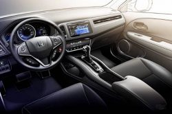 2019 Honda HR-V Redesign Changes Interior Price Release Date