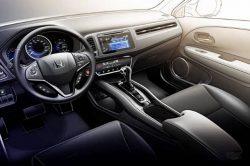 2019 Honda HR V INTERIOR 250x166 2019 Honda HR V Changes
