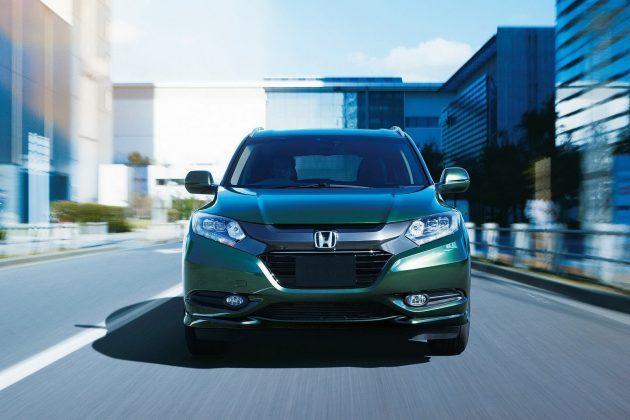 2019 Honda HR V exterior 630x420 2019 Honda HR V Changes