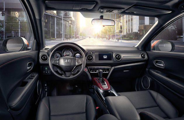 2019 Honda HR V interior 630x411 2019 Honda HR V Changes