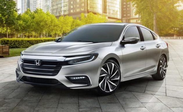 2019 Honda Insight 1 630x386 2019 Honda Insight Release Date