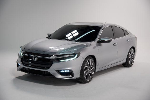 2019 Honda Insight 2.j4 630x421 2019 Honda Insight Release Date
