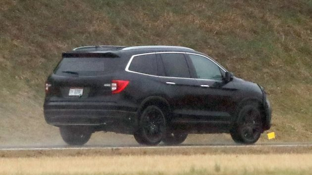 2015 Honda Pilot For Sale >> 2019 Honda Pilot Changes Interior Redesign Release Date Spy