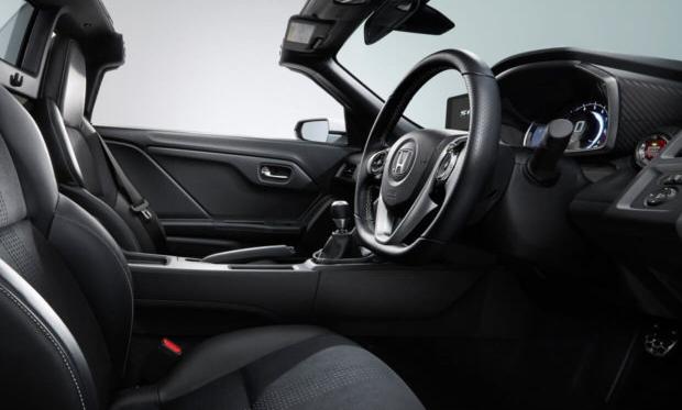 2019 Honda S2000 interior 2019 Honda S2000 Release Date