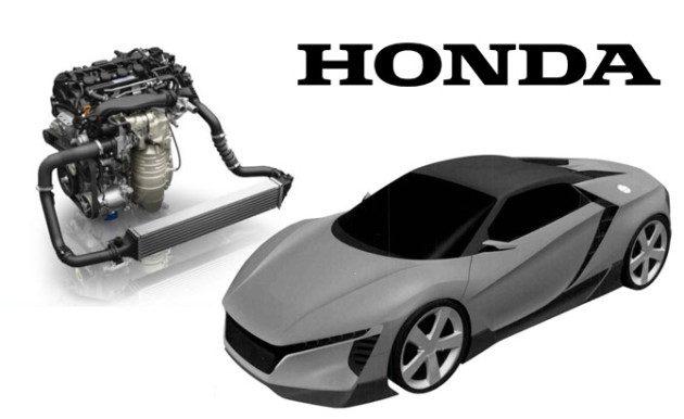 2019 Honda ZSX engine 630x386 2019 Honda ZSX Release Date