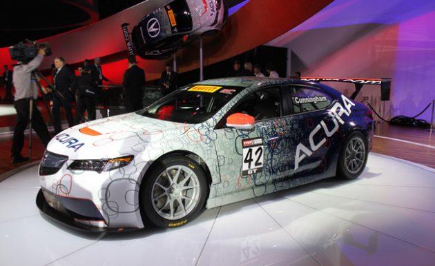 Acura TLX GT 8 630x386 2015 Acura TLX  GT Racer Car