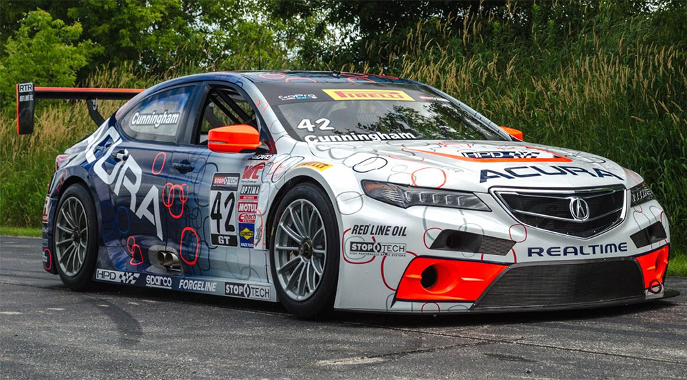 2015 Acura TLX GT Race Car Specs Engine Top Speed MPH
