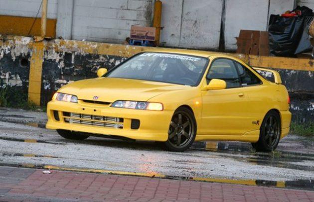 Honda Integra Type R 35 630x406 Top 10 Honda models