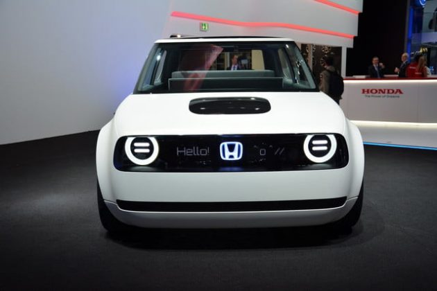 Honda Urban EV Concept 34 630x420 Honda Urban EV Concept Review