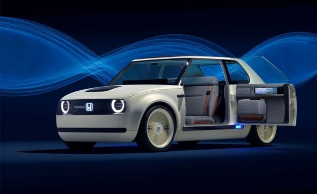Honda Urban EV concept 103 630x385 Honda Urban EV Concept Review